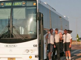 Buslink, Darwin Area, Northern Territory, Australia