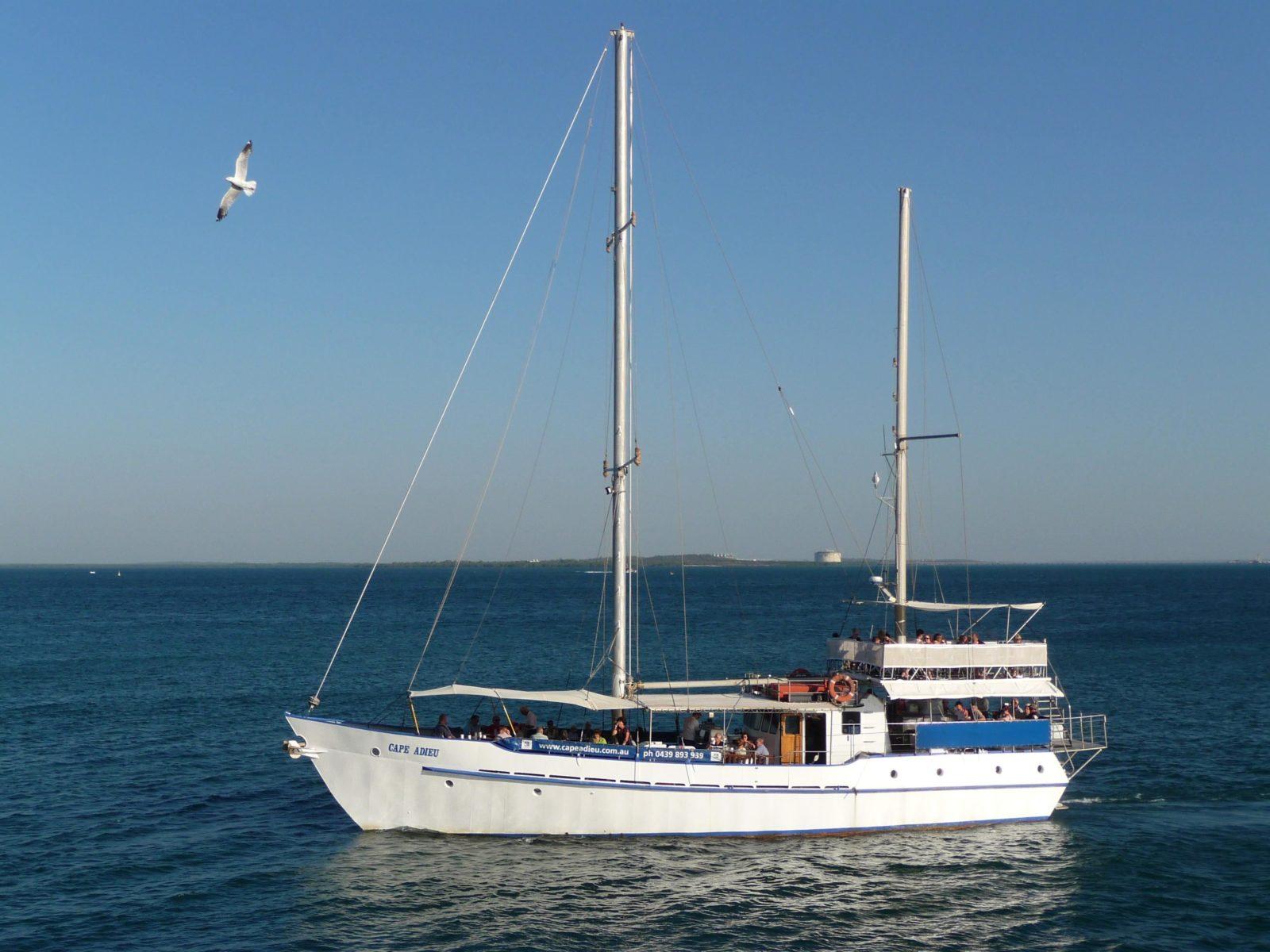 Cape Adieu