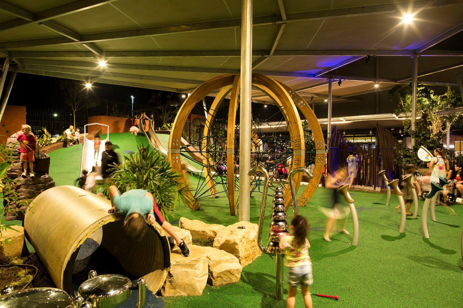 Casuarina Square - Playground