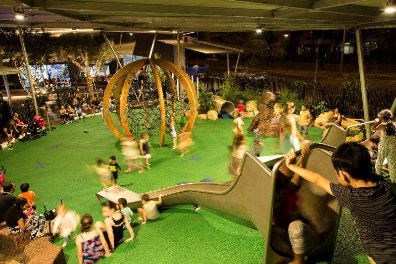 Casuarina Square - Playground 2
