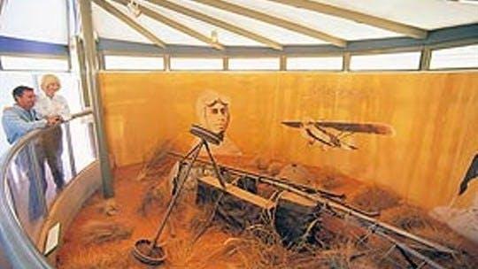 Central Australian Aviation Museum, Alice Springs Area, Northern Territory, Australia