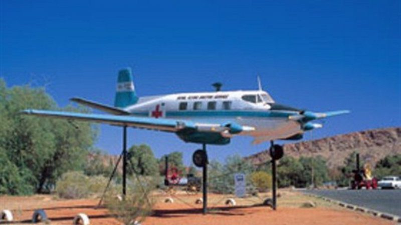 Central Australian Aviation Museum