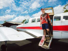Groote Eylandt Cessna 402C