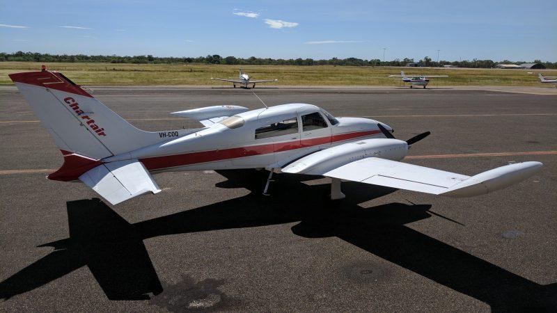 Cessna 310 Twin Engine