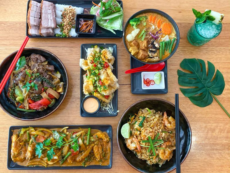 Chow Dinner Mains