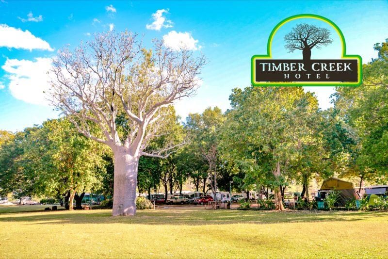 Timber Creek Hotel Caravan Park