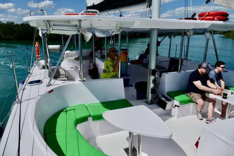 Kuru sailing in Darwin