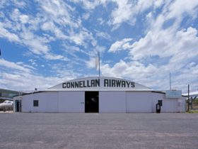 Connellan Hangar, Alice Springs