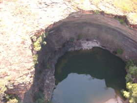 Hidden Waterhole