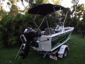 corroboree boat hire