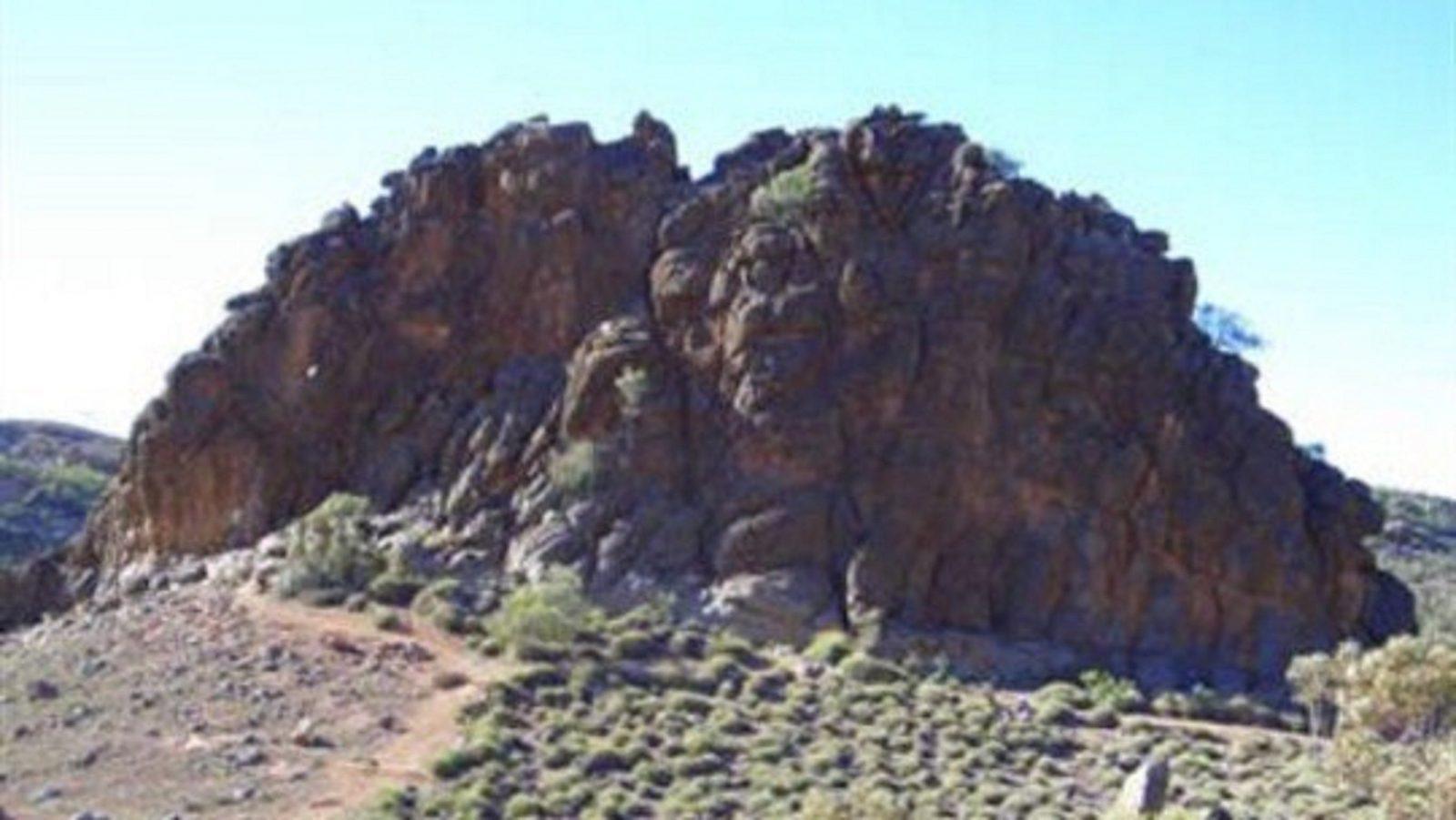 Corroboree Rock Conservation Reserve