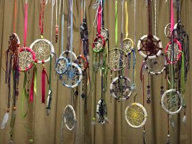 Crstal Dreamcatchers for specific purposes