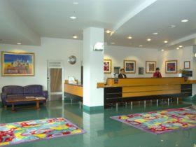 Darwin Central Hotel Reception