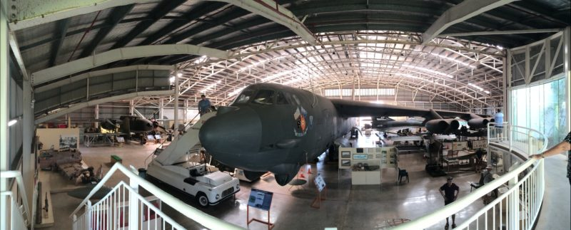 B52 at Darwin's Aviation Heritage Centre
