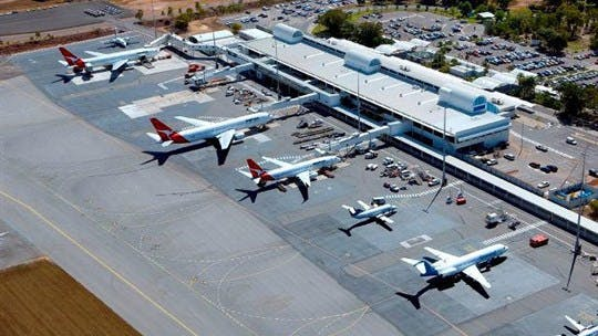 Darwin International Airport, Darwin, Northern Territory, Australia