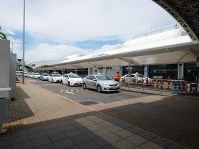 Airport Taxi Rank Pick-Ups