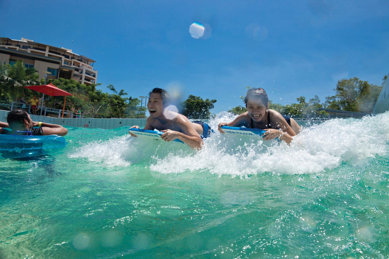 Darwin Wave lagoon