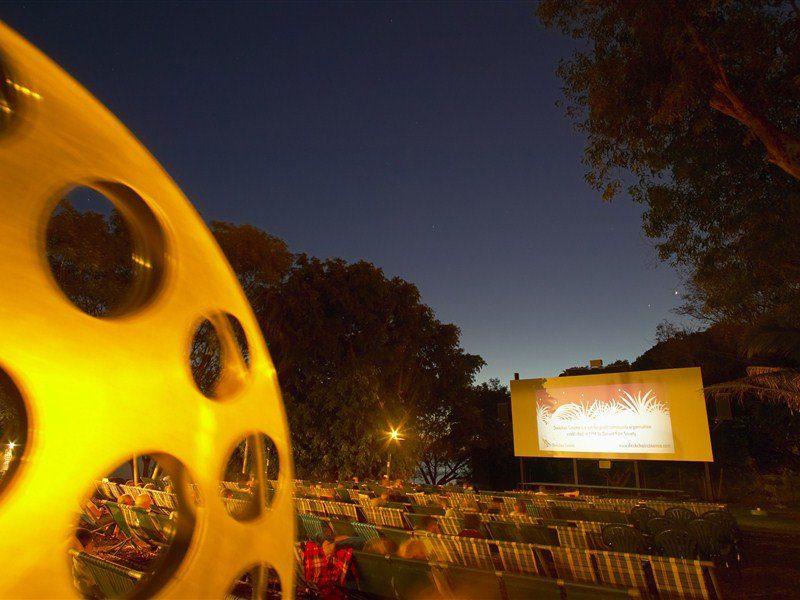 Deckchair Cinema, Darwin, Northern Territory, Australia