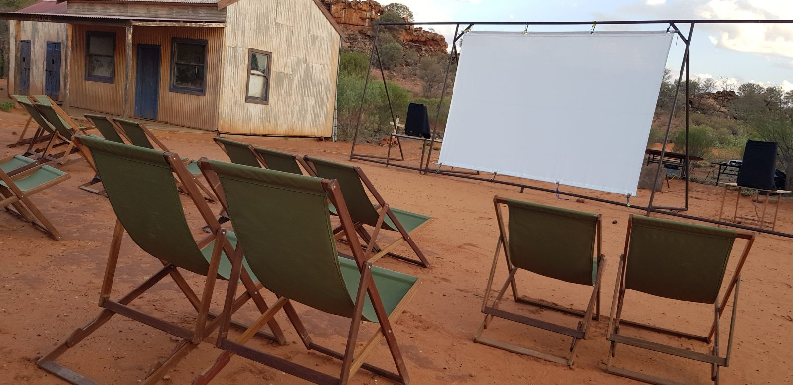 Ooraminna Deckchair Cinema