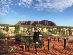 Denby Sheather - Desert Dreaming Yoga Retreat