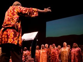 The Central Australian Aboriginal Women's Choir