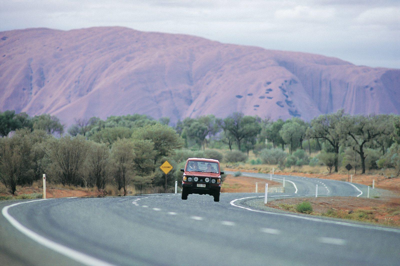 Uluru Kata Tjuta National Park, Ayers Rock, Northern Territory, Central Australia