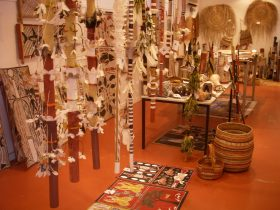 Elcho Island Art and Craft, Arnhem Land Area, Northern Territory, Australia