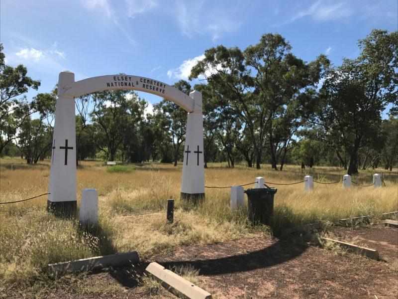 Elsey Memorial Cemetery