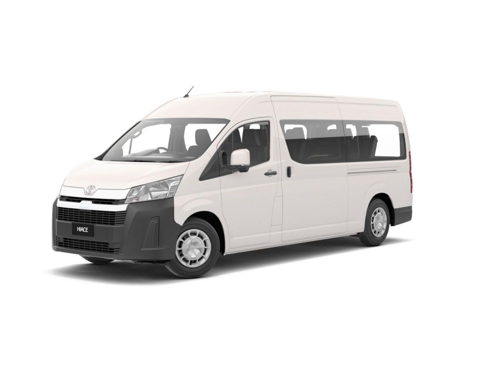12 Seat Bus