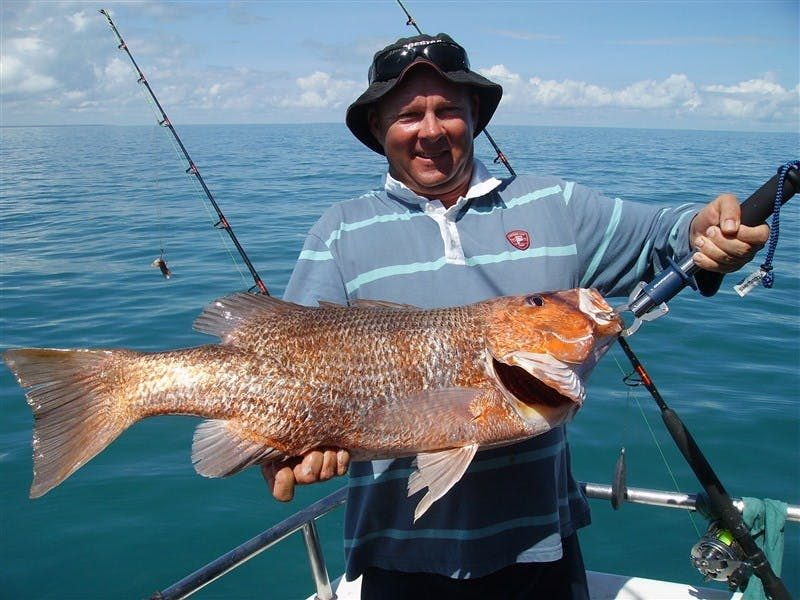 Equinox Fishing Charters, Cullen Bay, Northern Territory, Australia