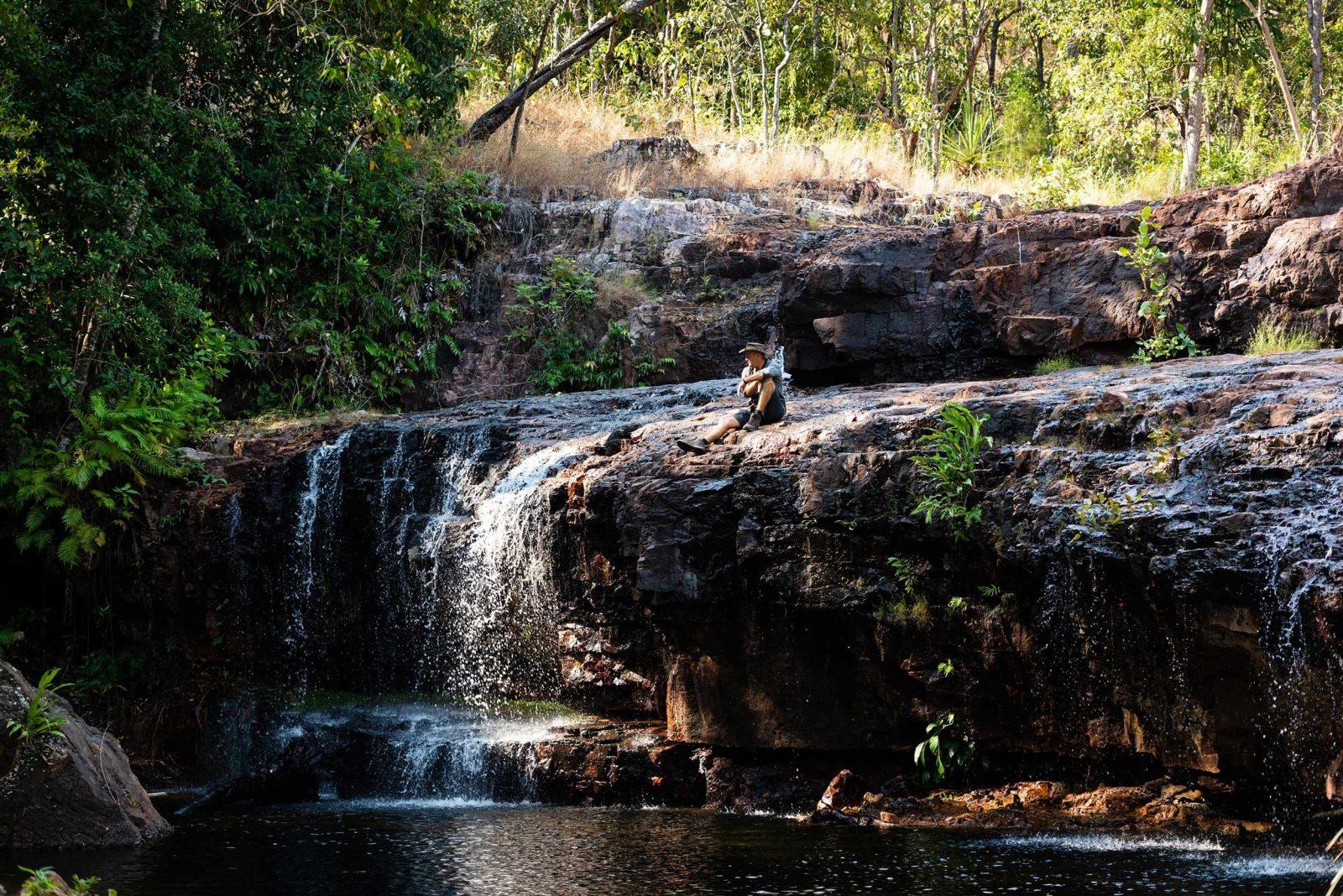Curtain Falls - Litchfield National Park