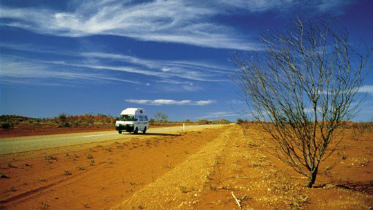 Explorer's Way - Northern Territory
