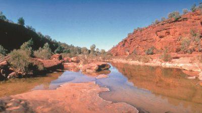 Finke - Alice Springs Area - Northern Territory