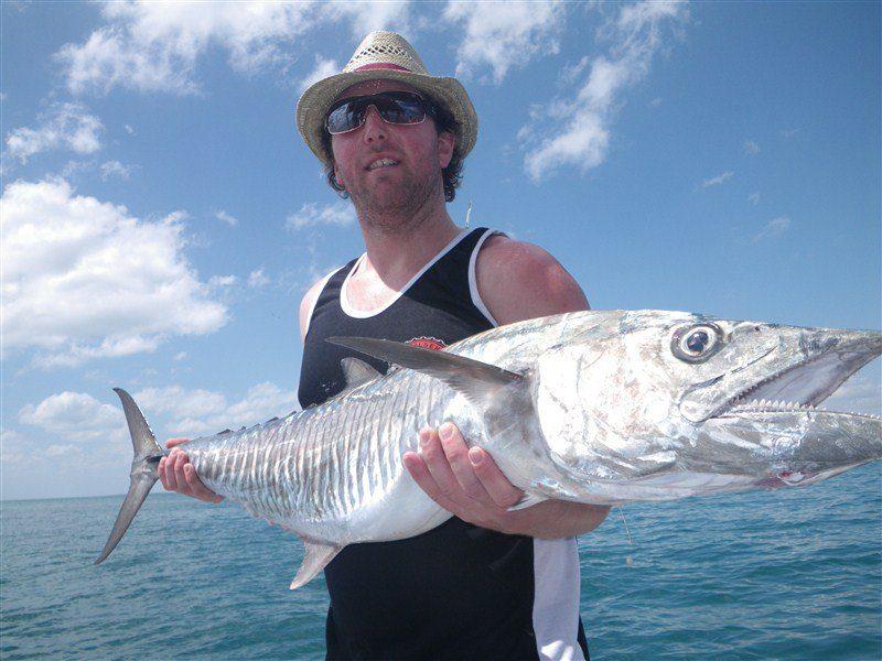Fish Darwin, Cullen Bay, Northern Territory, Australia