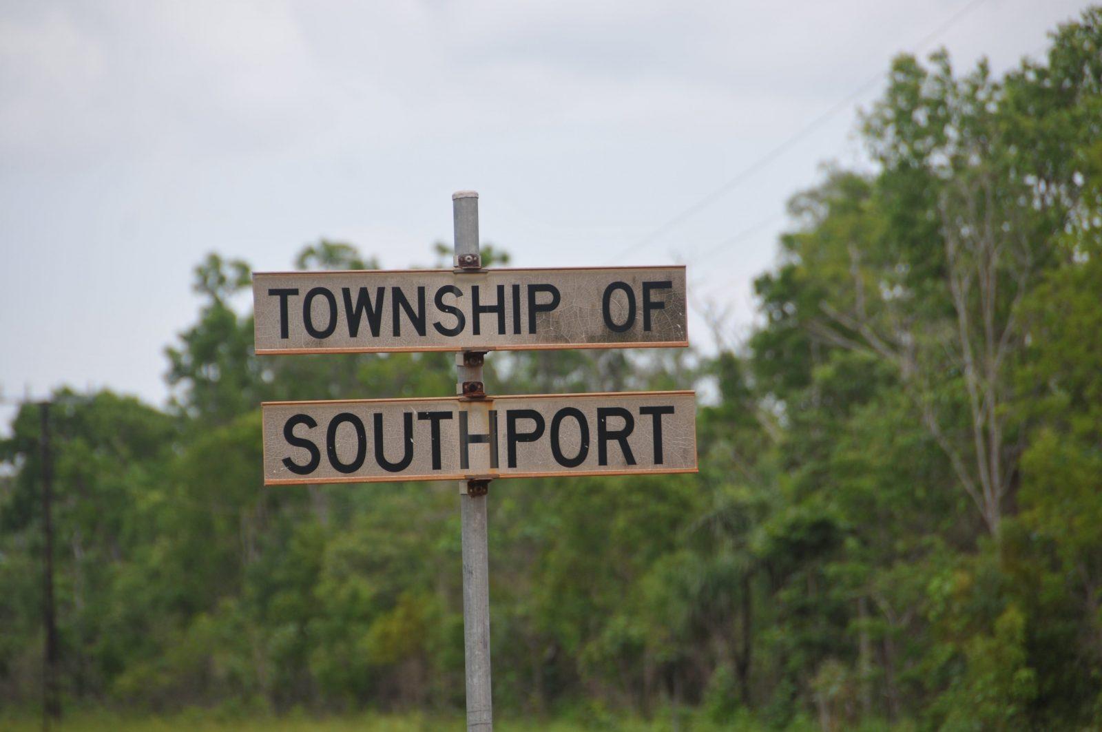 Southport Signage
