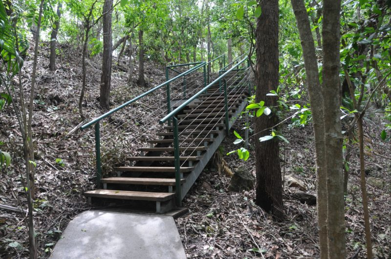 Stairway Access