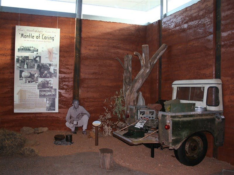 Fred McKay Museum, Alice Springs Area, Northern Territory, Australia