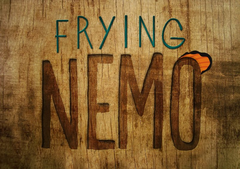Frying Nemo Best Fish and Chips