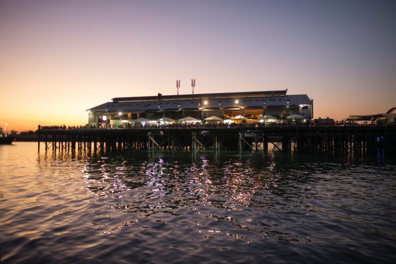 Stokes Hill Wharf