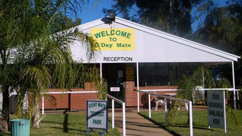 G'Day Mate Tourist Park