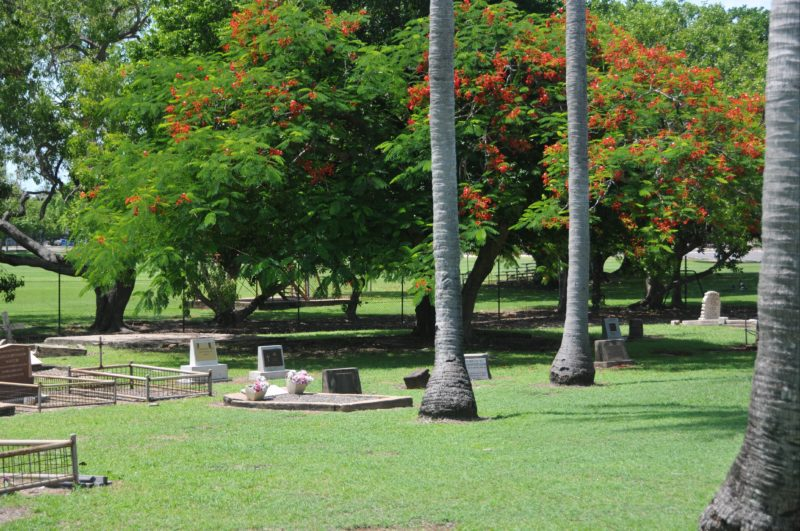 Gardens Road cemetery