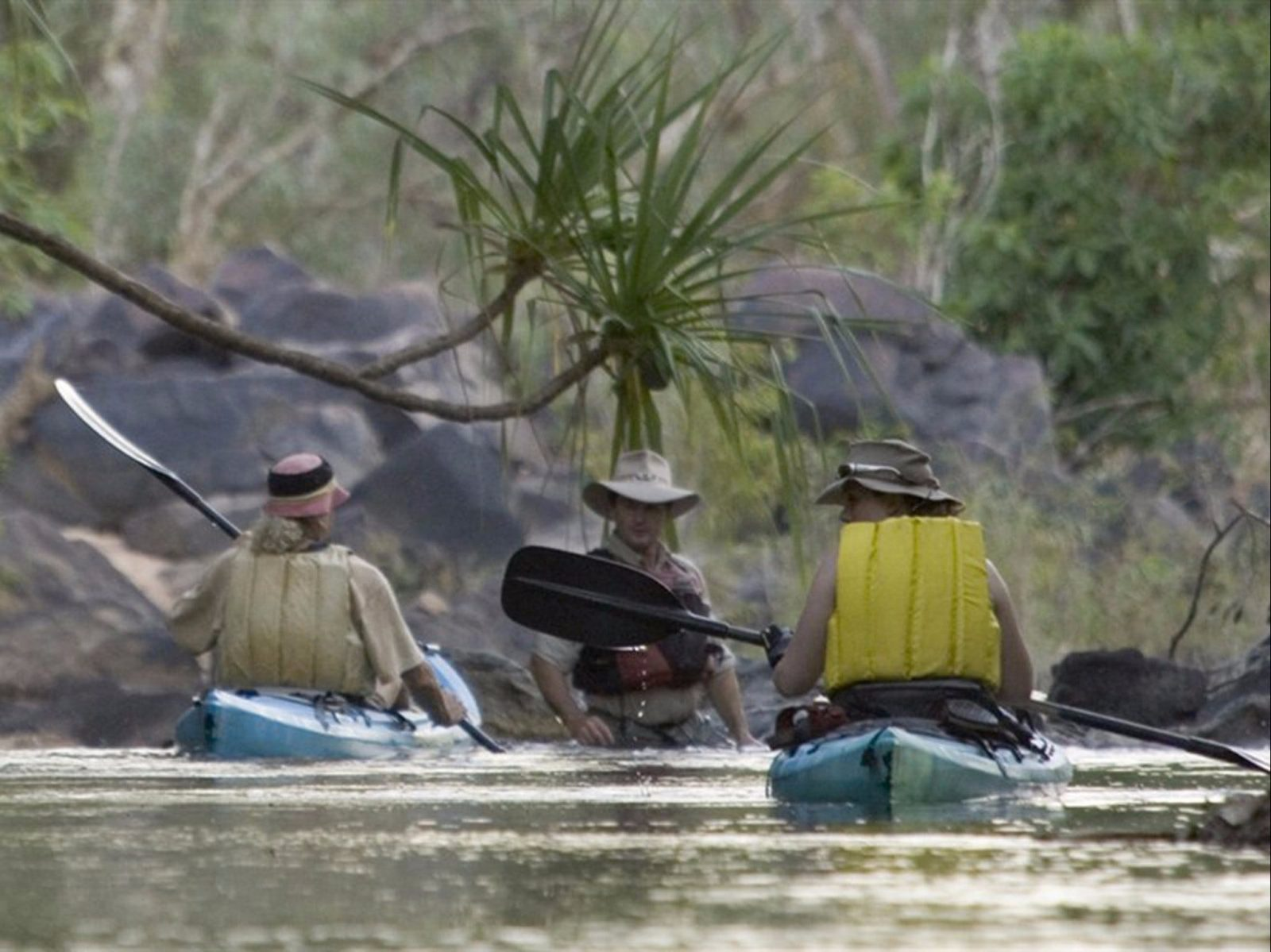 Gecko Canoeing and Trekking