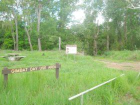 Gimbat picnic area