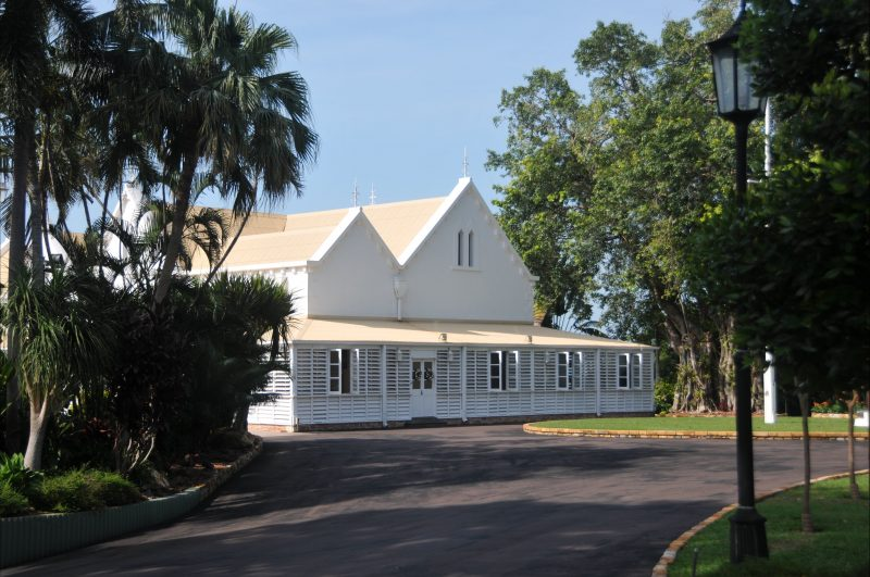 Government House, Darwin