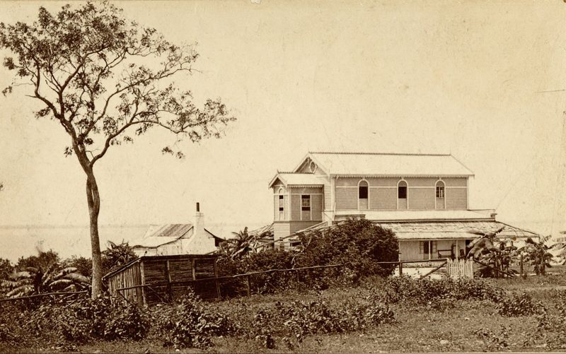 1873 - Government House, Port Darwin