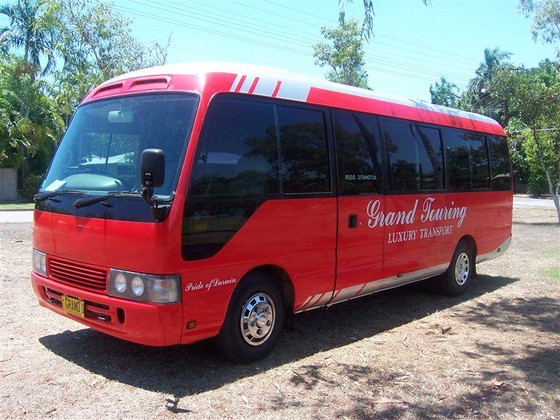 Grand Touring - Darwin Northern Territory