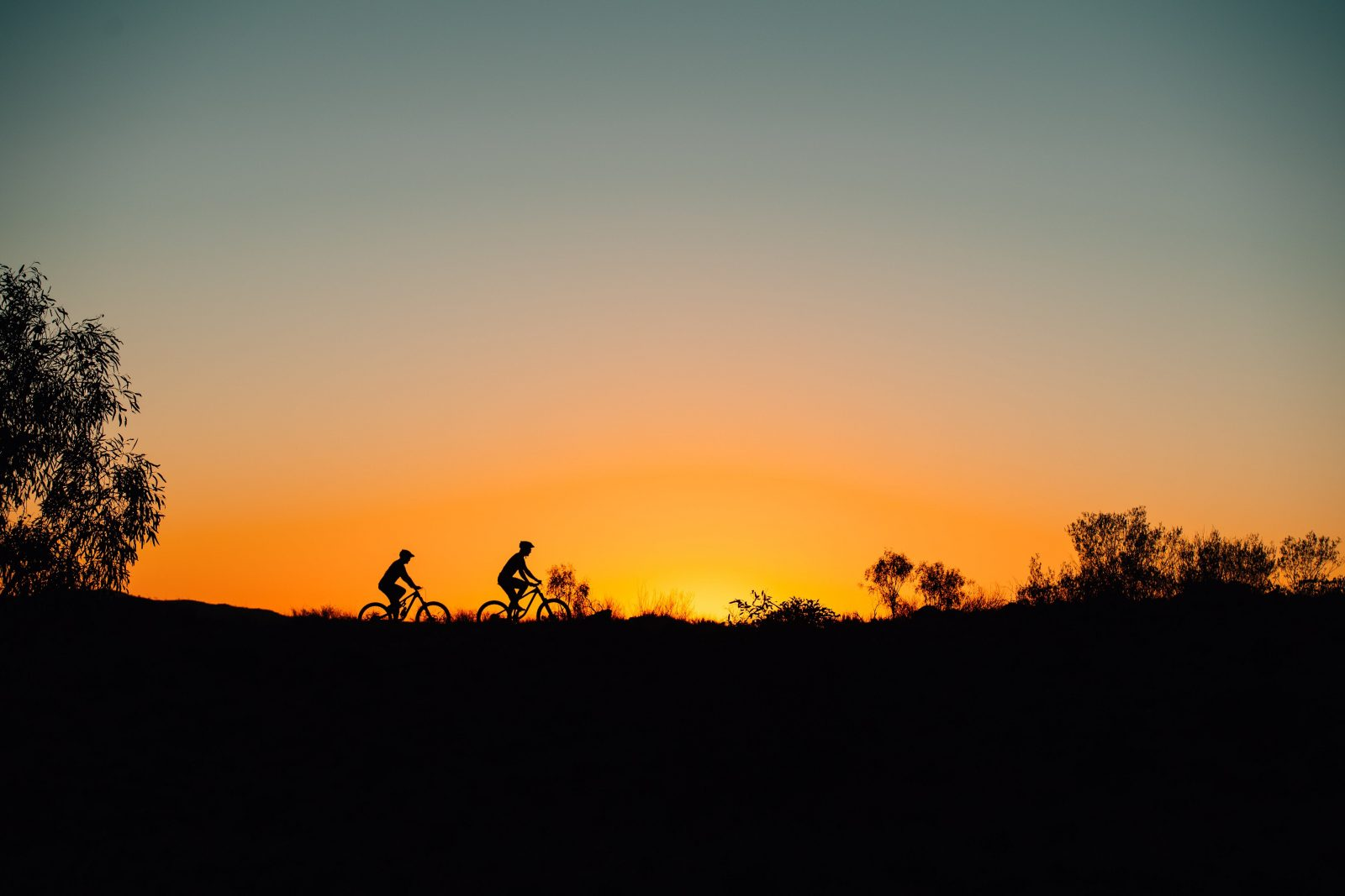 Bike Riding in the NT