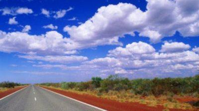 Greyhound Australia, Northern Territory, Australia