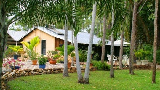 Grungle Downs Tropical Bed and Breakfast, Knuckey Lagoon, Northern Territory, Australia