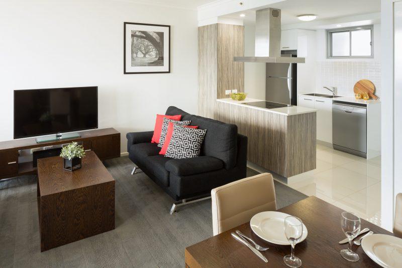 H20 Living & Kitchen